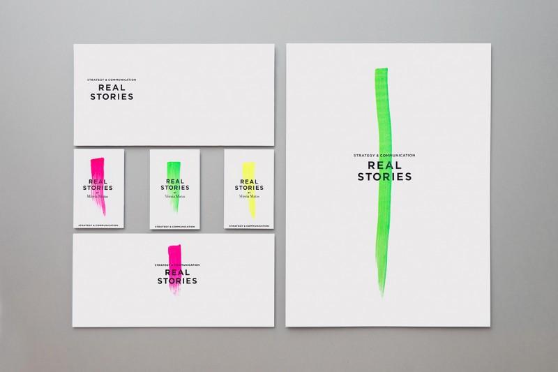 美容関連コンサル会社のポスターデザイン