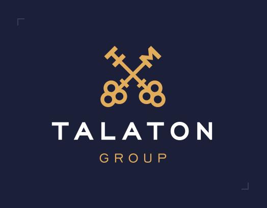 コンサルティング企業のロゴ作成例