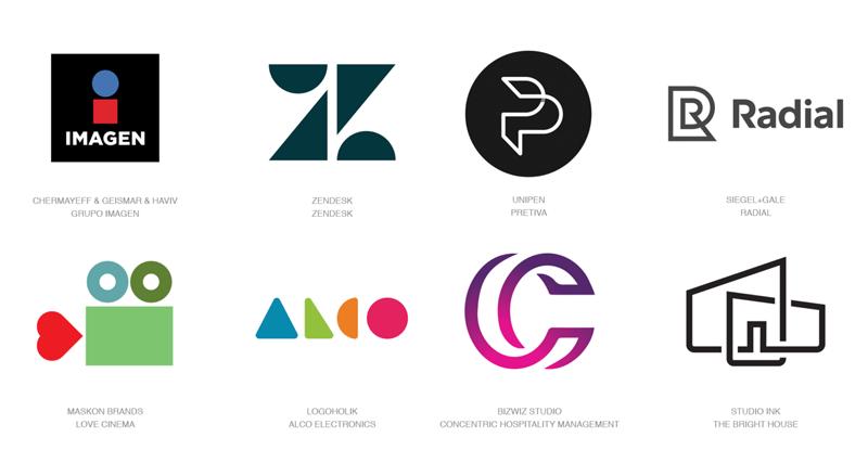 2017年のロゴデザイントレンド