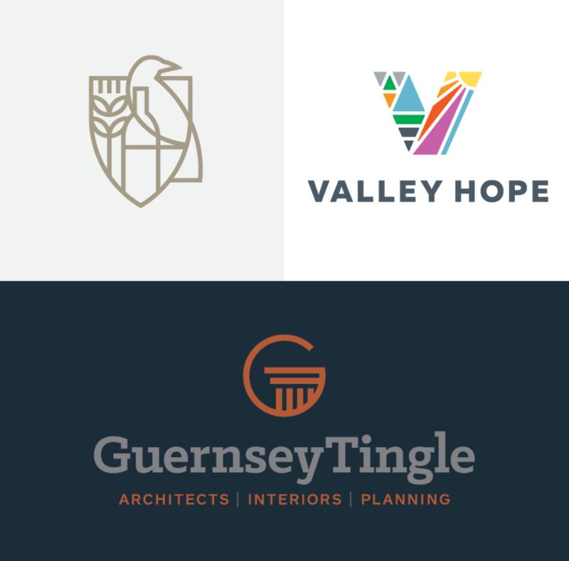 様々なロゴ作成例