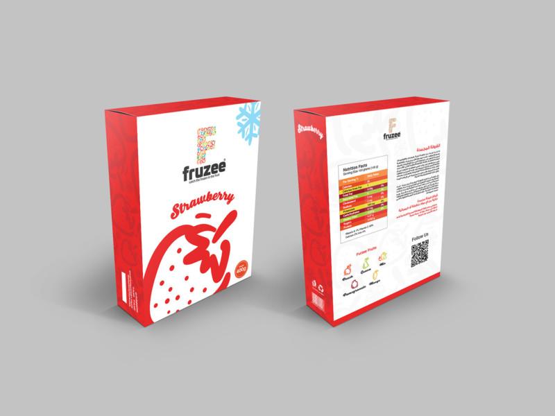 商品パッケージのデザイン1