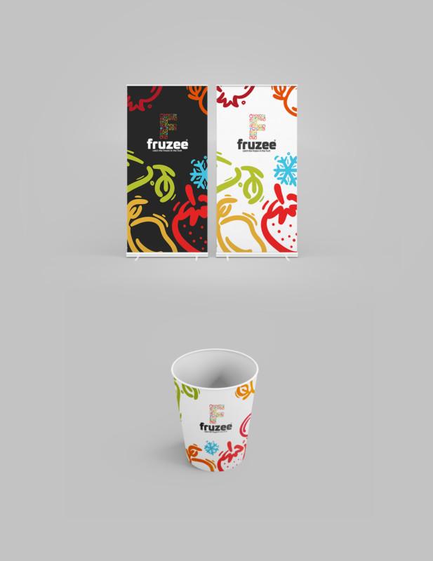 ブランドのアイテムデザイン作成例