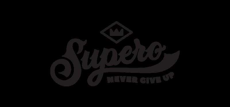 スノーボーダー向けアパレルブランドのロゴデザイン2