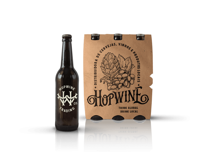 ビールのラベル&パッケージデザイン