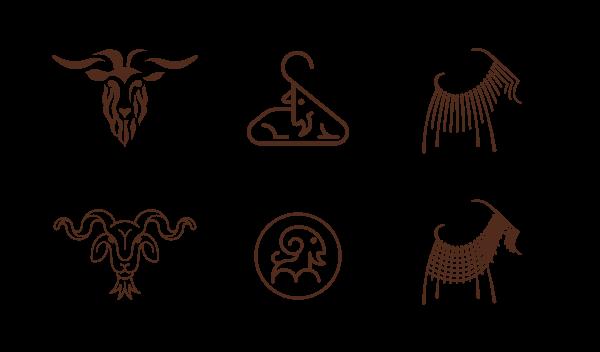 ブランドロゴの提案例
