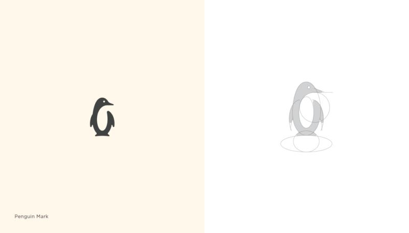 ペンギンのロゴマーク