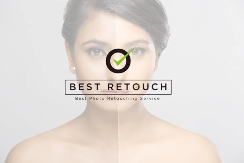 画像補正サービスのロゴデザイン