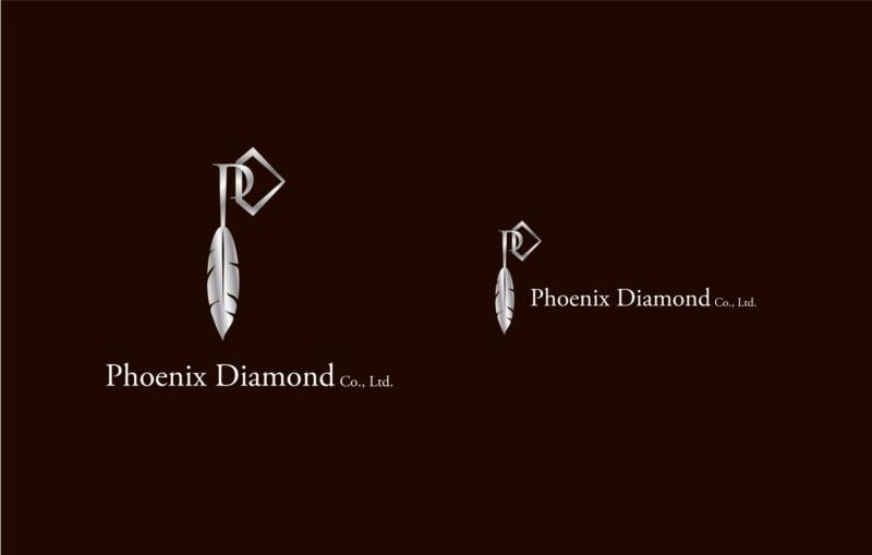 ジュエリーメーカーの企業ロゴデザイン2