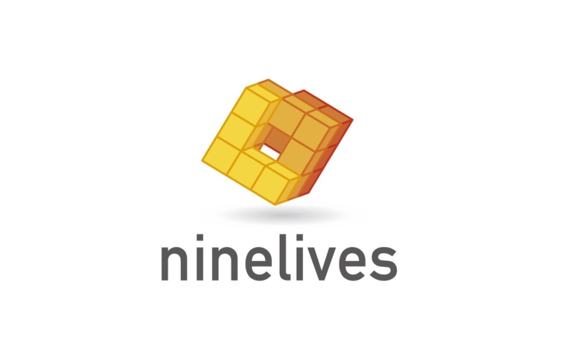 ソフトウェア会社のロゴデザイン