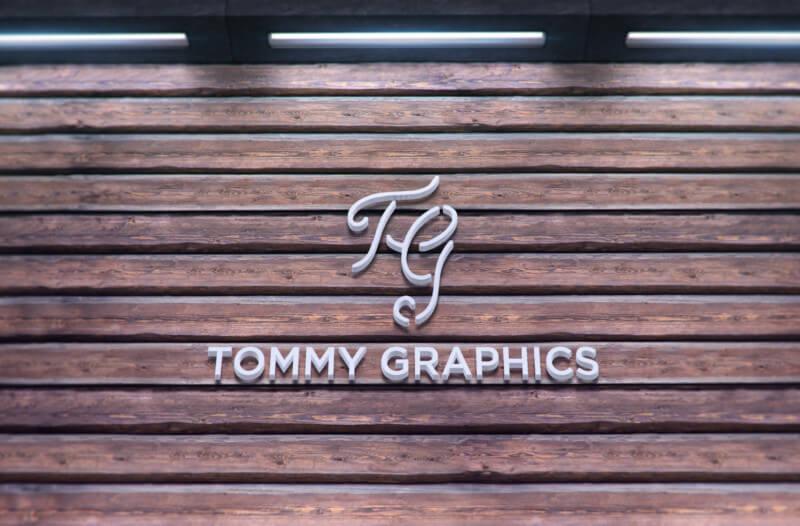 グラフィックデザインプロジェクトのロゴデザイン