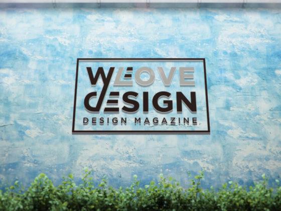 デザインWEBマガジンのロゴデザイン
