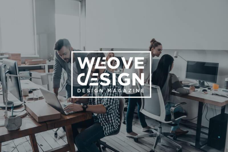 デザインWEBマガジンのロゴデザイン2