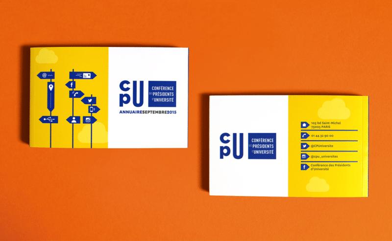 ロゴを活用した冊子デザイン作成例