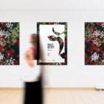 ラインや余白の活用法が素晴らしいポスターデザイン制作例