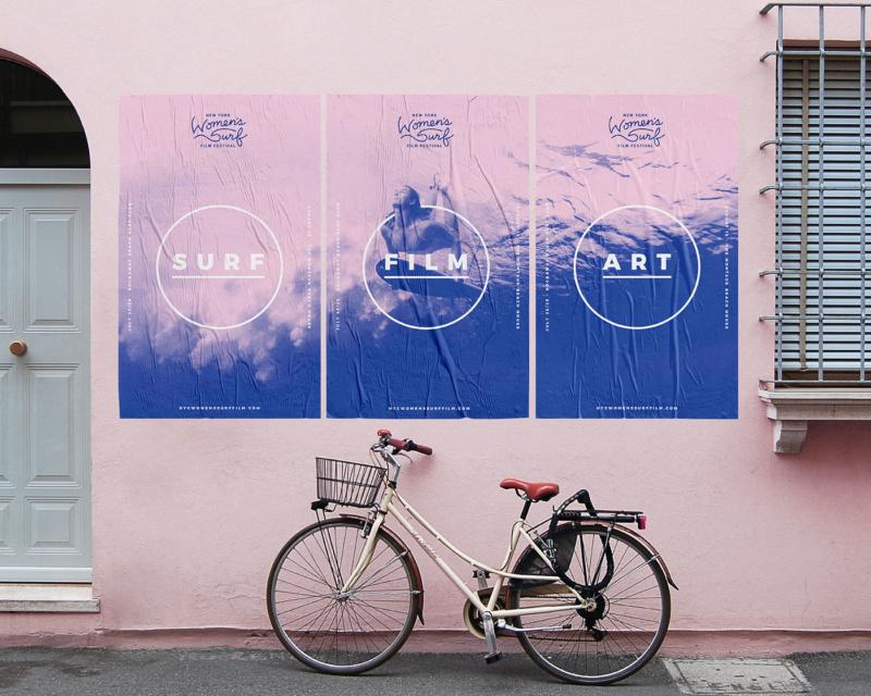表現力豊かなタイポグラフィーとユニークなカラーで彩るポスター・チラシ制作例