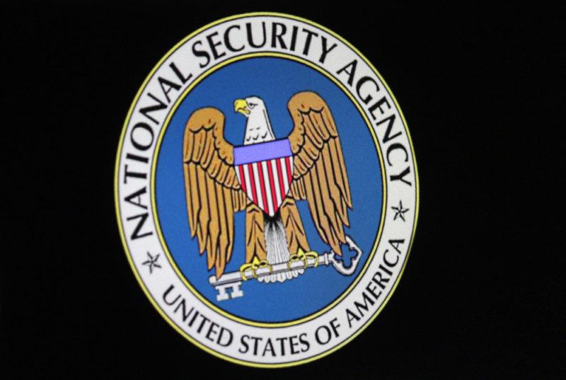 アメリカ国家安全保障局のロゴデザイン