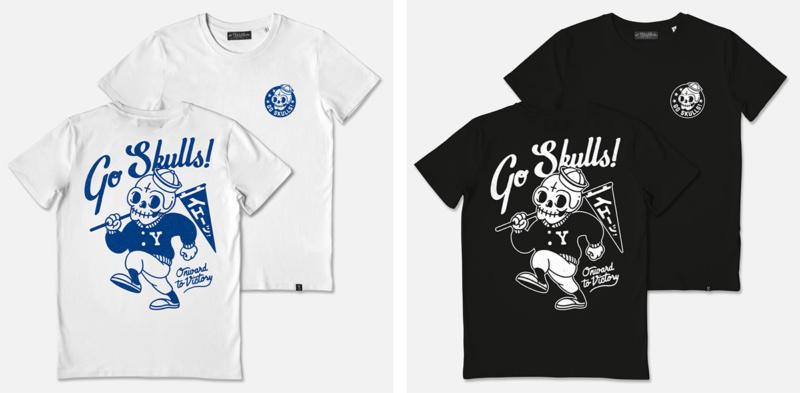レトロなTシャツデザイン制作例5