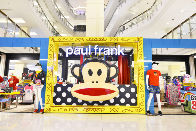 ポールフランクのブランドロゴデザイン