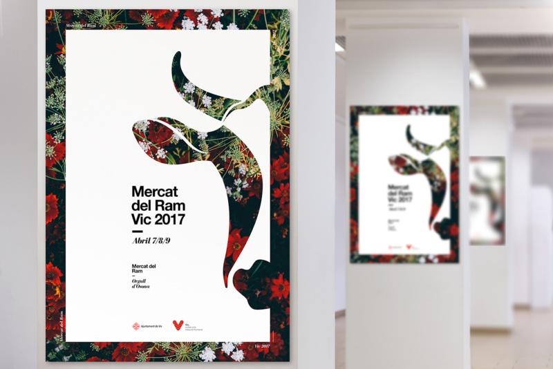 農業イベントのポスターデザイン制作例2