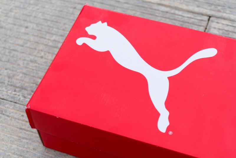 PUMAのブランドロゴデザイン