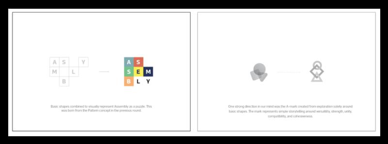 ロゴデザインとコピー1
