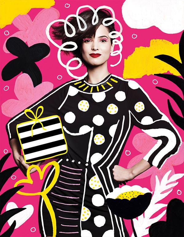化粧品・コスメブランドの広告デザイン2