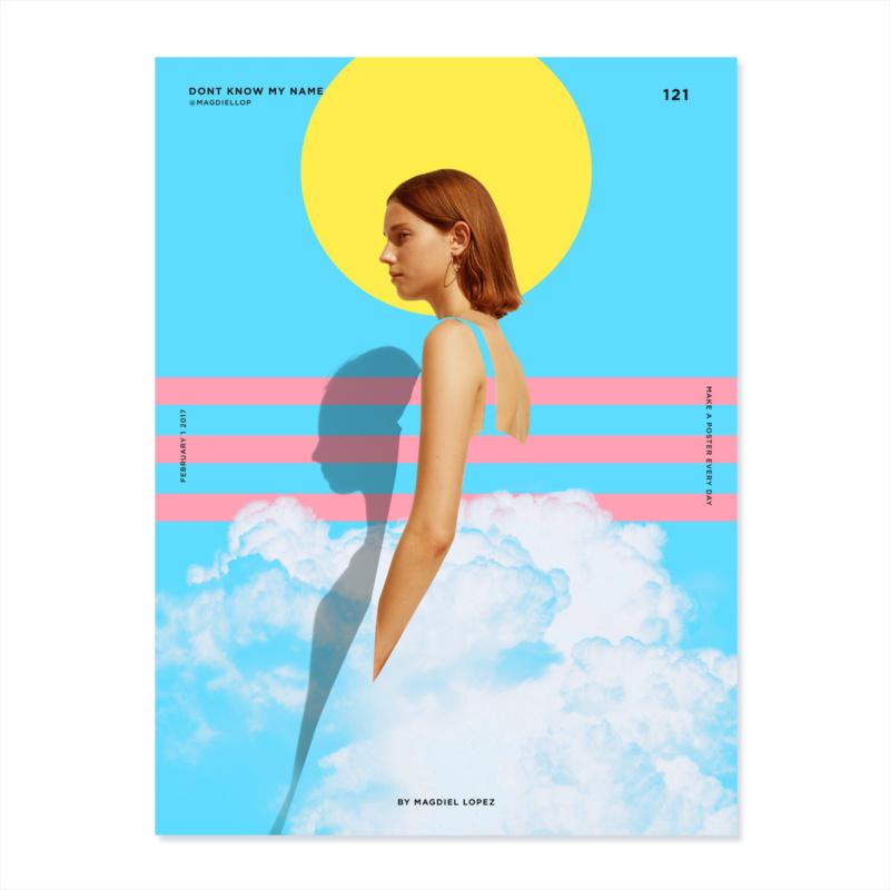 ポスターデザインプロジェクト2