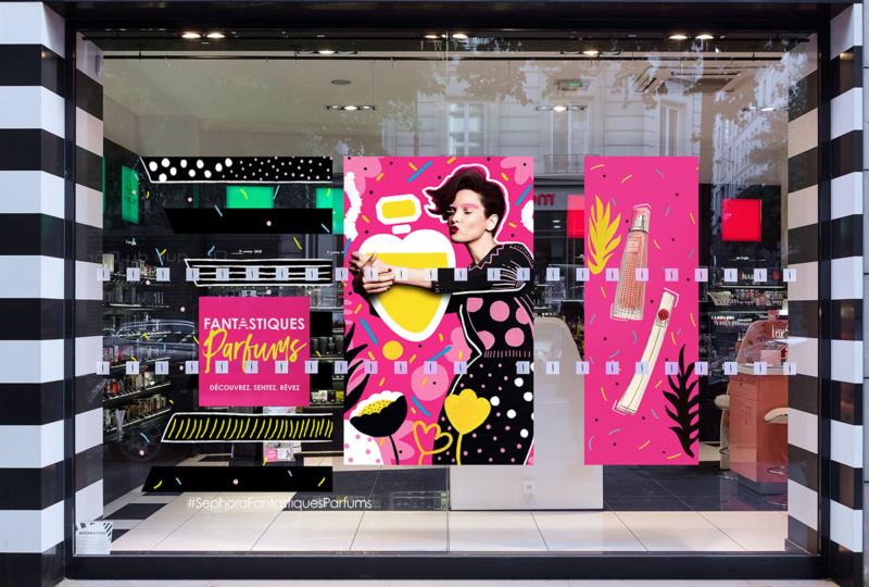 化粧品・コスメブランドの広告