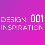 1~3色までのシンプルな色使いの名刺デザイン -#001