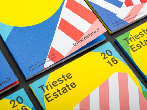 POPで親しみやすいイタリアのポスター&チラシデザイン