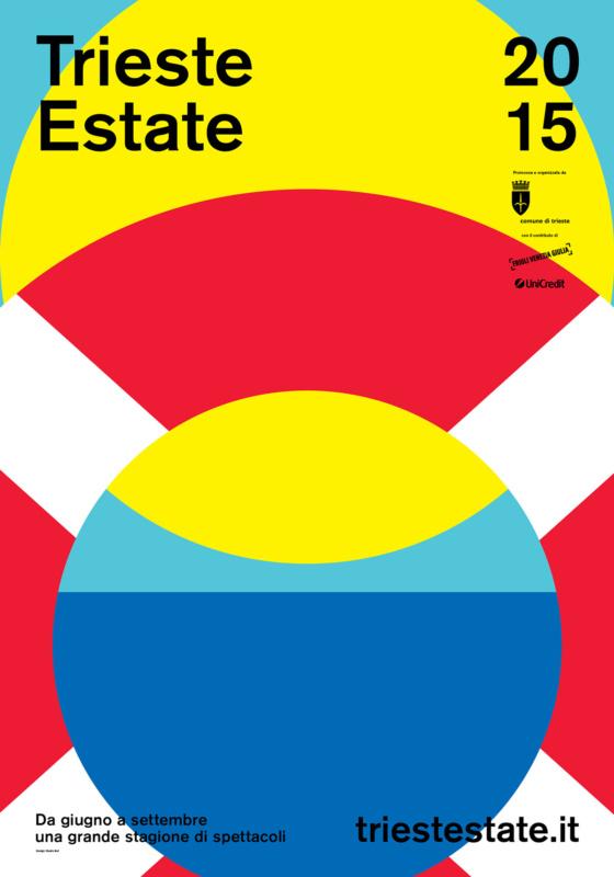 サマーフェスティバルのポスター作成例3