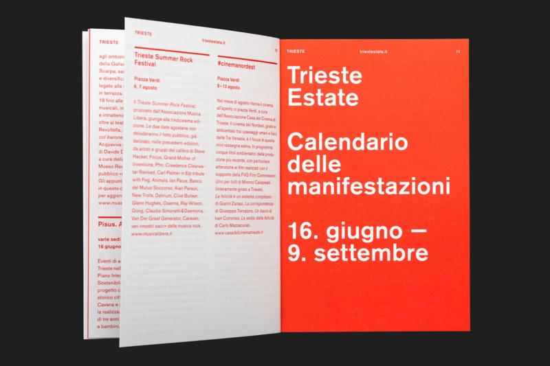 新しいパンフレットデザイン作成例2