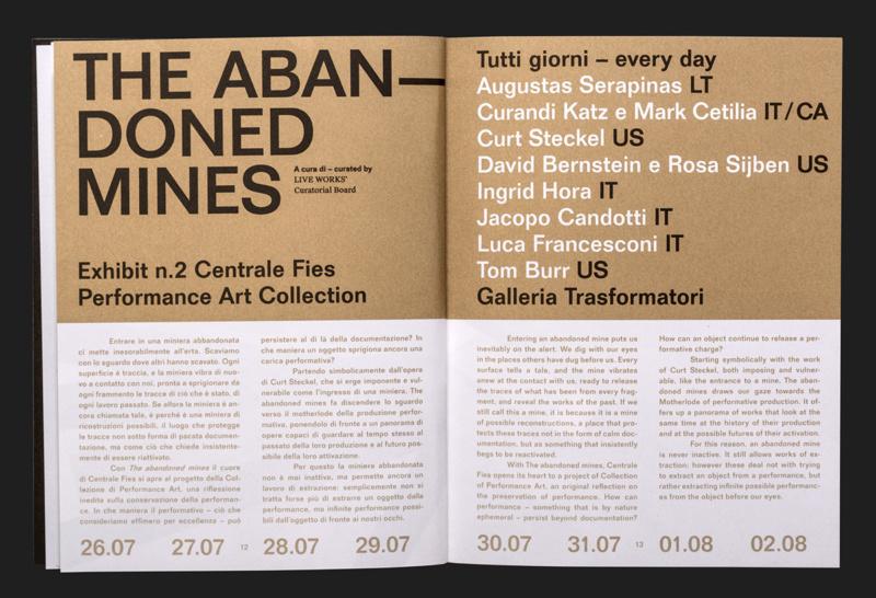 ブックレットのデザイン制作例3