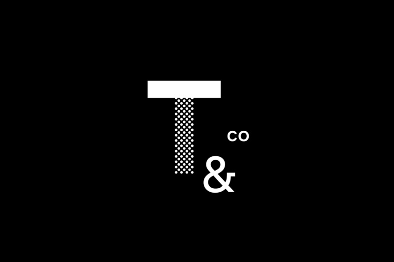 食品会社のロゴデザイン