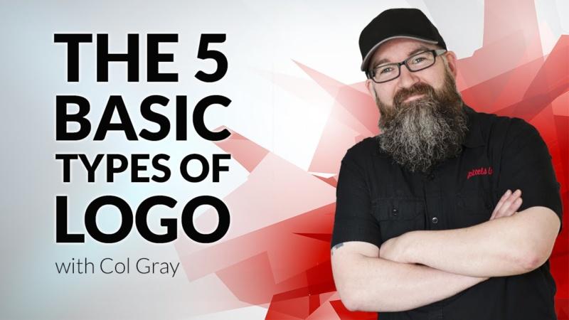 ロゴの5つの基本タイプについて