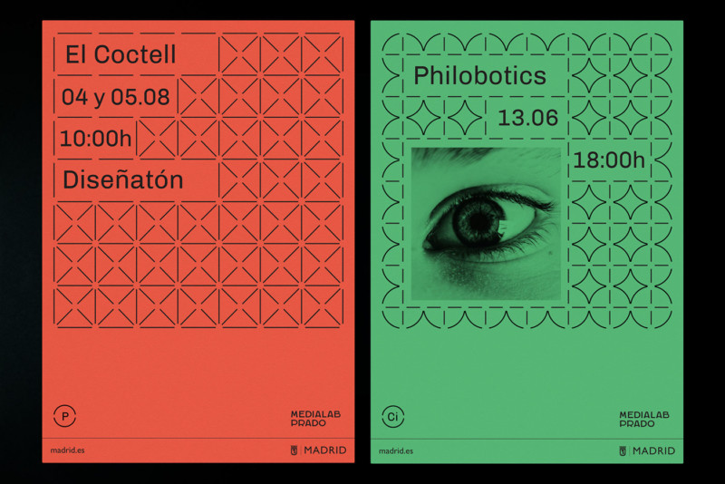 アートセンターのチラシ&ポスター作成例6