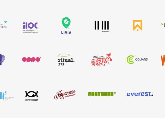 ブランドの特徴を見事に切り取ったロゴデザイン制作例
