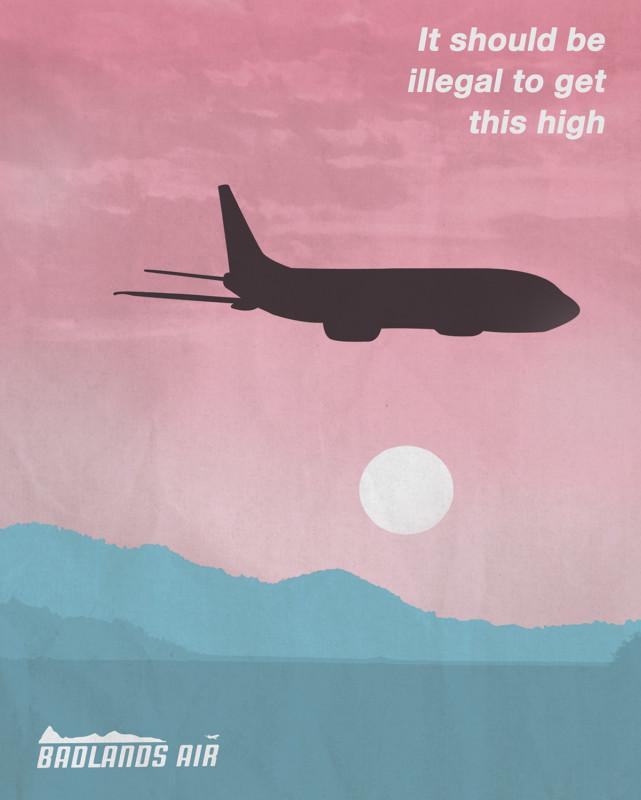 ツアーイベントポスターのデザイン