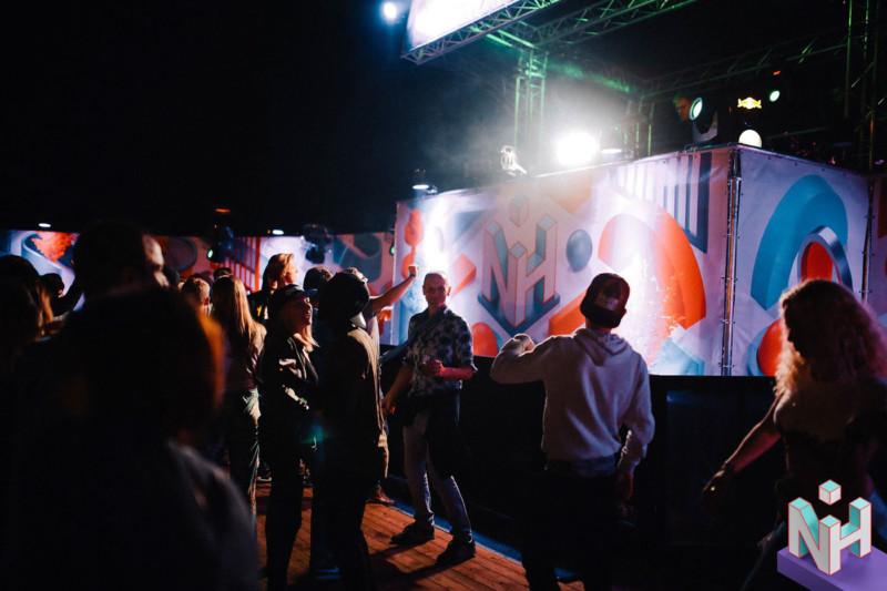 イベント横断幕デザイン