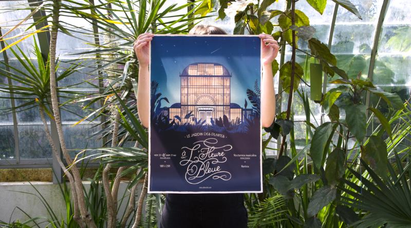 イベントのポスターデザイン