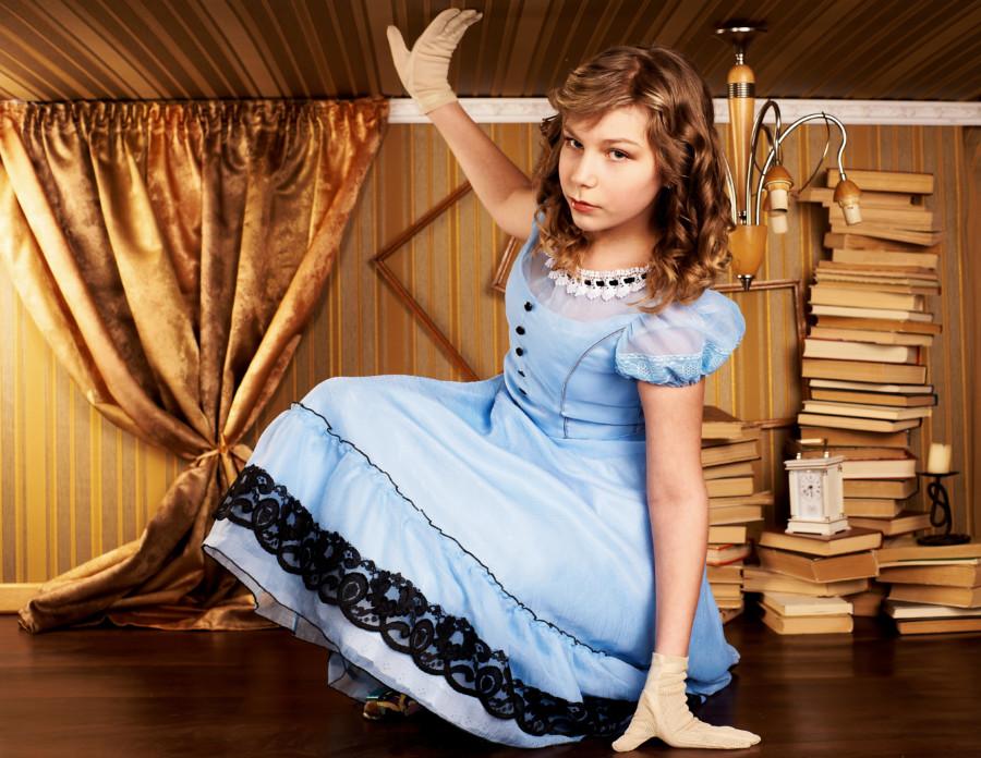 不思議の国のアリスの装丁デザインについて