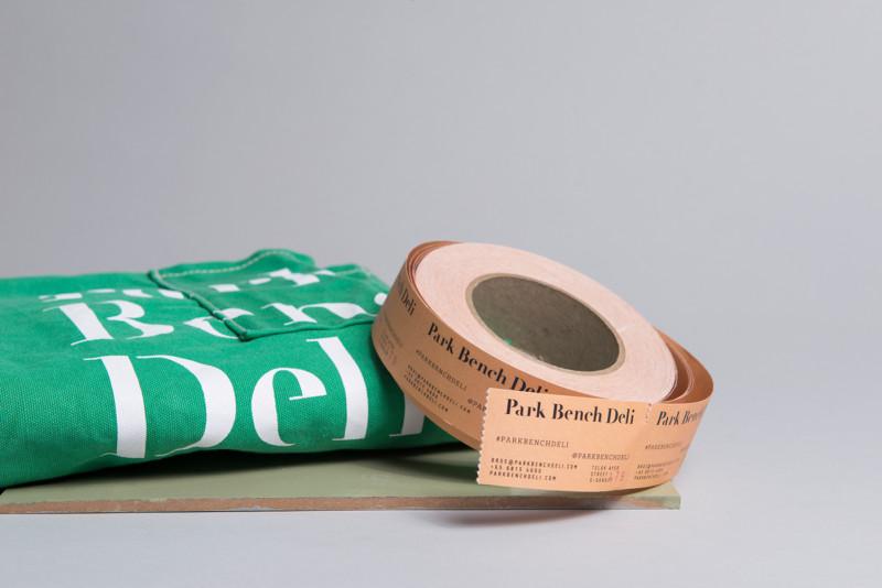 テープのデザイン