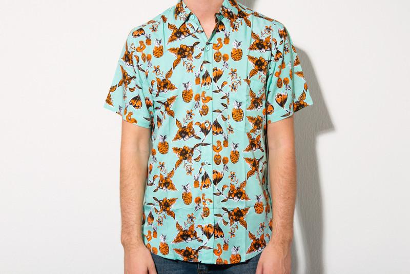 シャツデザイン