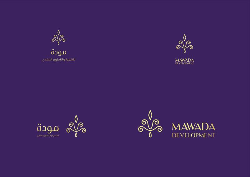 企業ロゴのバージョン展開事例