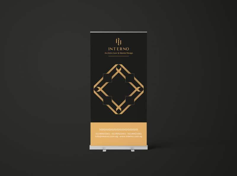 ロゴを用いたバナーデザイン