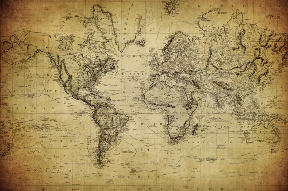 地図を取り入れたパッケージデザイン作成例について