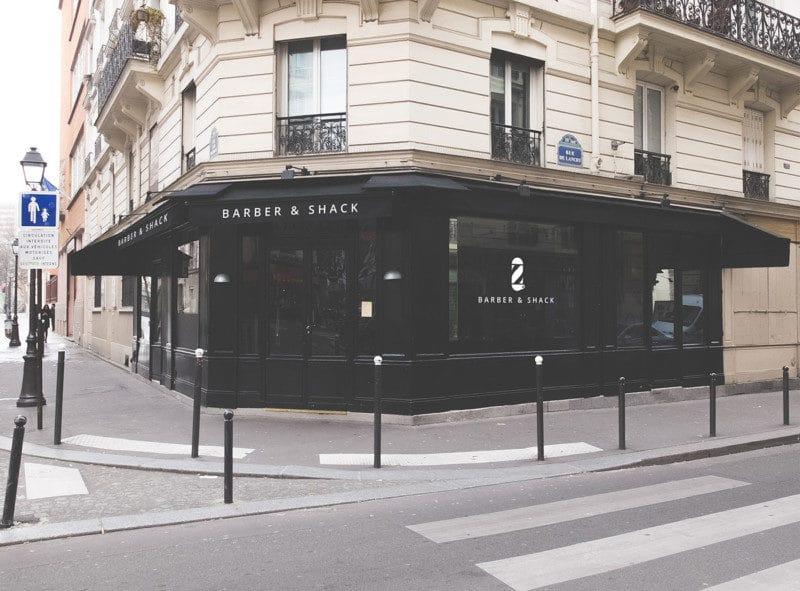 店舗の外観デザイン