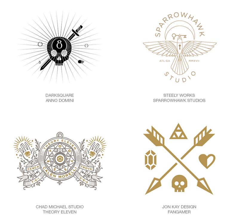 2018年のロゴデザイントレンドまとめ