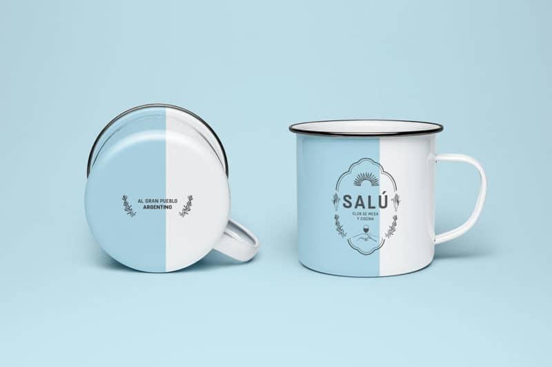 マッグカップのデザイン