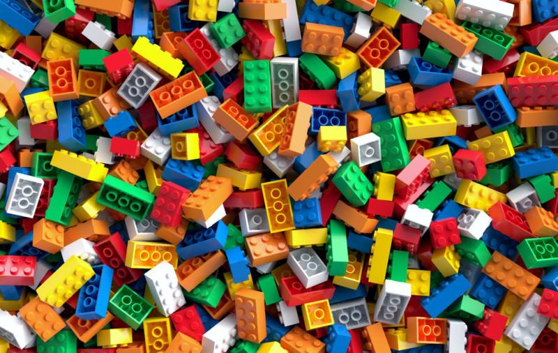 LEGOの広告について
